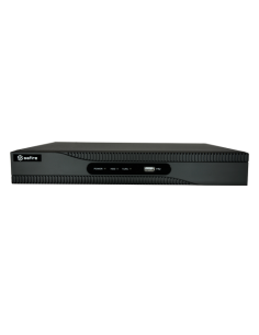 VIDEOGRABADORES IP SAFIRE SF-NVR8208A-4K8P