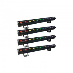 COLOR BAND PIX IP BARRA DE 36W LED RGB 3 EN 1 DE HASTA 12 SE