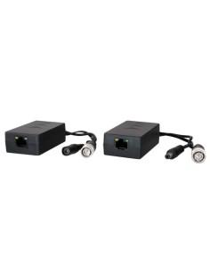 Transceptor pasivo por par trenzado - Optimizado para HDTVI,