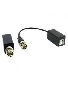 Transceptor pasivo por par trenzado SAFIRE - 4 en 1 (HDTVI H