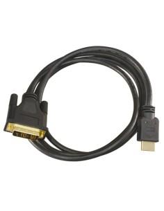 CABLE DVI A HDMI - CONECTOR HDMI TIPO A
