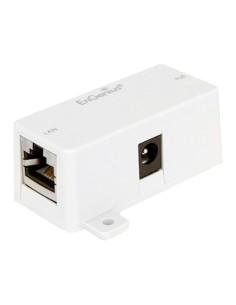 Inyector PoE - Datos y alimentación en un solo cable UTP - E