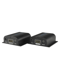 Extensor activo HDMI - Emisor y receptor - Alcance 60 m - So