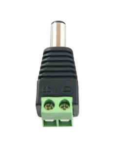 Safire - Conector DC hembra - Salida +/ de 2 terminales - 38