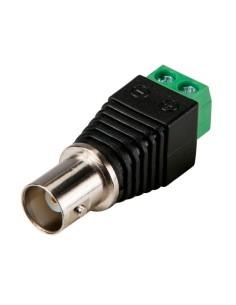 Conector SAFIRE - BNC hembra - Salida +/ de 2 terminales - 4