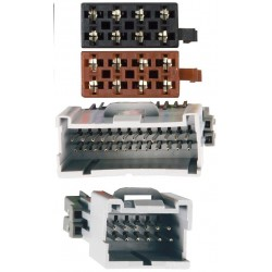 HUmmER H1 04<10 - H2 03<08 - H3 05<10 CONECTOR ISO