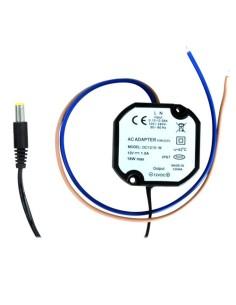 Alimentador electrónico - 12 V / 1500 mA - Reducidas dimensi