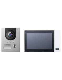 KITS VIDEOPORTEROS VIDEOPORTEROS X-SECURITY XS-VTK2202-IP